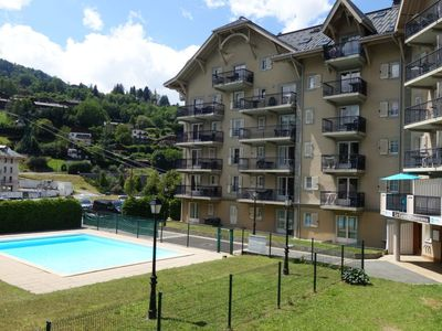 Photo for Apartment Le Grand Panorama in Saint Gervais - 6 persons, 2 bedrooms