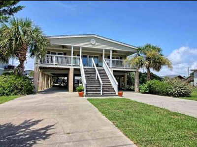 Entire Home-Murrells Inlet/Garden City SC, 2nd row to Inlet and 3rd Ocean!