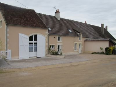 Photo for Charming cottage - RAVEAU, Nièvre - Weekend and Short stay possible.
