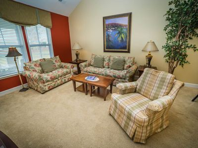 Photo for 4BR townhome @ Barefoot Resort! WiFi/pool/summer beach shuttle/great golf!