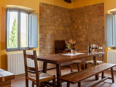 Photo for 2BR Apartment Vacation Rental in Gaiole in Chianti