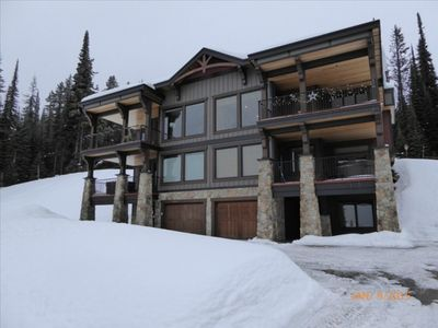 Photo for Excellent Ski-in/Ski-out Four Bedroom Duplex on the Ridge.