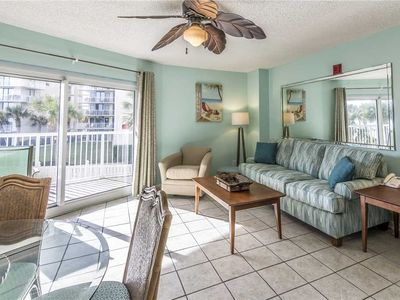 Photo for HOT DEALS FOR SUMMER! | Gulf Front | 1st Floor Condo | Liquid Life