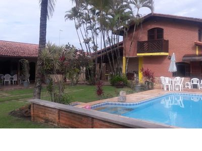 Photo for Beach House..Nook of Oura Samurai-200m from the beach, 5 bedrooms, pool