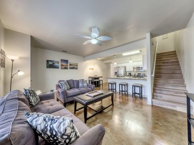 Photo for Family-friendly seaside getaway w/shared pool - close to the beach & more