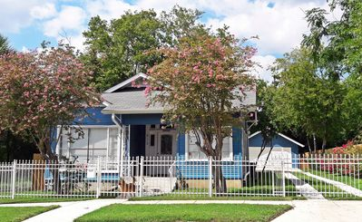 Photo for 1940s Cottage close to Riverwalk, Alamodome, Convention Center & Fort Sam