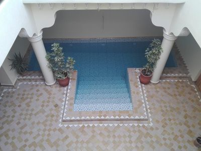 Photo for Riad Milouda with swimming pool near Gamaa Elfma square