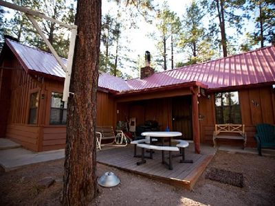 Photo for McEwen's Scenic Cabin In The Pines