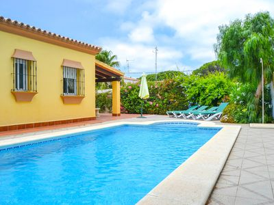 Photo for Villa Verena with private pool and close to the beach