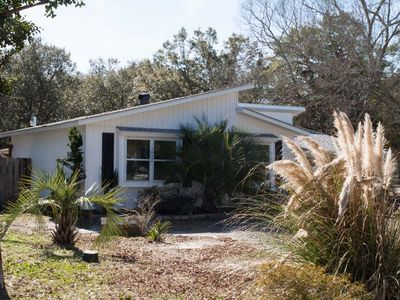 Photo for Jim-N-I's Dream: 4 Bed/2 Bath Beach Home Across Street from Intracoastal Waterway