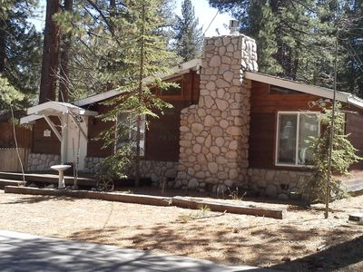 Photo for STAY 4 nights get 25% off!! Cozy Home - Hot Tub, Cable, WiFi, Pets OK.