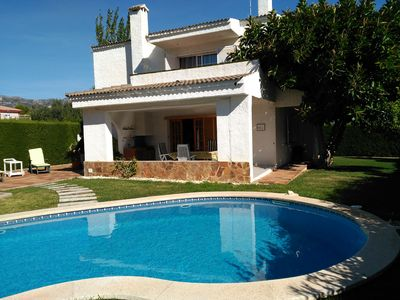 Photo for Beautiful villa for 11 people with private pool and wifi.