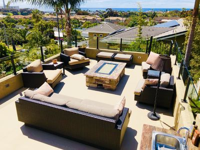 Photo for NEW LISTING!  - Luxury Home with Ocean Views in Carlsbad
