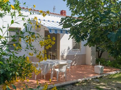 Photo for 4-room apartment for 4 people surrounded by nature, 40 meters from the sea of the Gargano