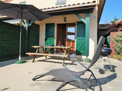 Photo for Holiday house 20m from Capbreton beach