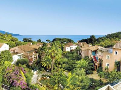 Photo for Apartments Residence L'Anse de Pramousquier, Le Lavandou  in Var - 7 persons, 1 bedroom