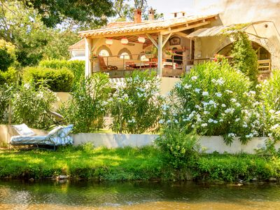 "Photo for Gite of charm located in Montolieu ""village of the book"" & at the edge of the river"