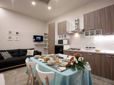 Photo for Le Perle del Golfo - Two-room apartment on the second floor