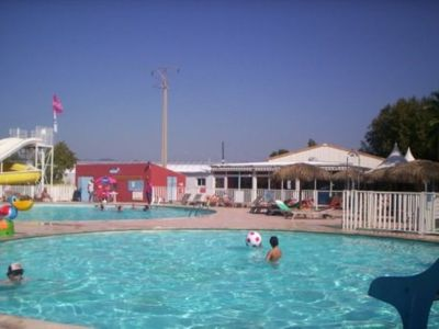 Photo for Mobile home in camping **** in Fréjus - Fréjus