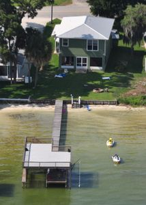 Photo for Spacious Lakefront Home on Lake June