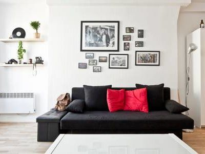 Photo for MODERN AND BRIGHT STUDIO IN THE MARAIS