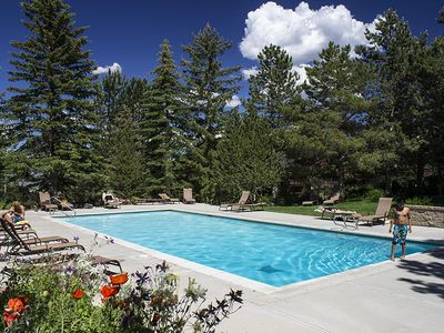 Photo for Cozy condo Just Below the Canyons Village, Close to Ski Lifts