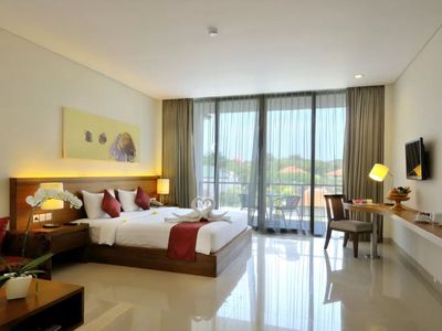 Photo for Suite with 1 BR and Pool View Close to Sanur Beach