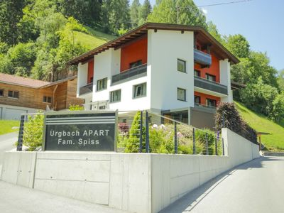 Photo for Apartment Urgbach Apart in Fliess - 2 persons, 1 bedrooms