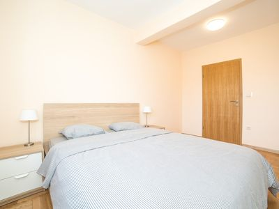 Photo for Spacious and comfortable apartment in a quiet area but close to everything!