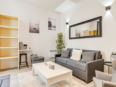 Photo for BRIGHT APARTMENT IN PARIS IN THE MARAIS DISTRICT FOR 4 PEOPLE