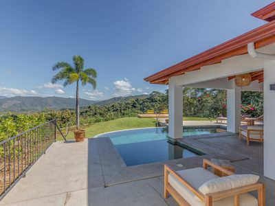 Photo for Clean Fresh Luxury House Incredible views Infinity Pool Wildlife Refuge 3 sides