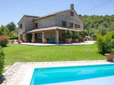 Photo for 6BR House Vacation Rental in Romazzano, Umbria