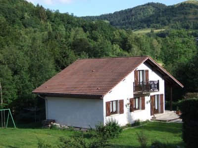 Photo for Chalet in the middle of the ski slopes, near La Bresse
