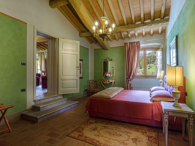 Photo for Inventor of the Inventor, Luxury BB, Bedroom S. Colombano with bathroom ensuite