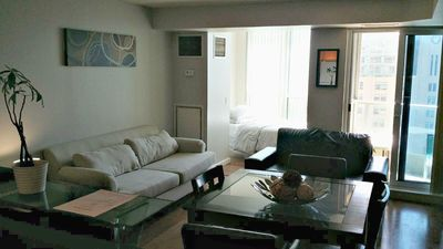 Photo for 1BR Apartment Vacation Rental in Toronto, Ontario