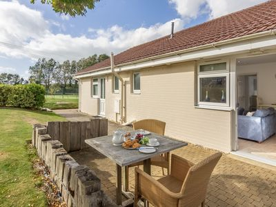 Photo for Cosy one-storey cottage is a great setting for a holiday for two
