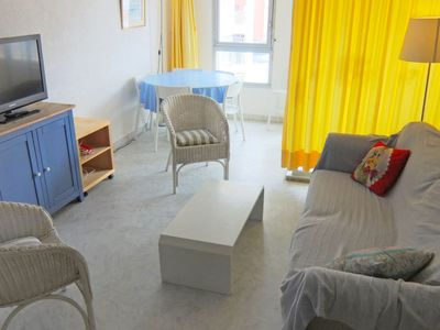 Photo for Apartment Agde Marine I in Cap d'Agde - 6 persons, 3 bedrooms