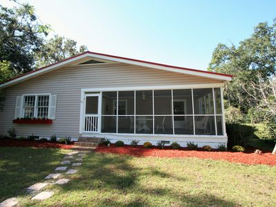 Photo for Port Royal- 4 bdrm home - 2 Minutes to Marine Base