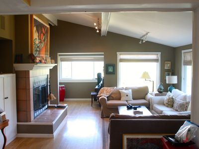 Photo for 4 BR/2 BA Mill Valley Home, 12 minutes to San Francisco