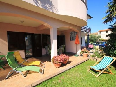 Photo for Holiday apartment Novigrad for 4 - 5 persons with 2 bedrooms - Holiday apartment