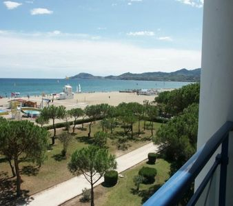Photo for Rental Luxury residence apartment for 6 person (s) - Argelès-sur-Mer
