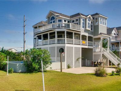 Photo for Epic Family Fun! Soundside w/Pool, Hot Tub, Game Rm, Cmty Boat Ramp/Sound Access