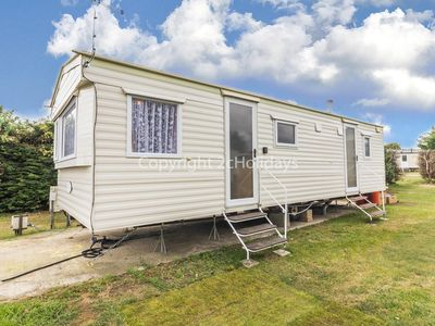 Photo for 6 berth caravan for hire at Breydon water near Great Yarmouth ref 10029 RP