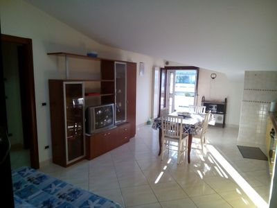 Photo for Attic sea view in Residence