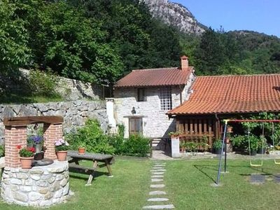 Photo for House for 4 pax. Peaks of Europe. Garden, barbecue, parking, swings, free Wifi.