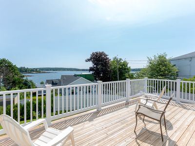 Photo for Classic Maine Cottage In A Beautiful Little Fishing Village