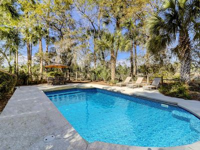 Photo for Lovely 3 Bedroom home with PRIVATE POOL