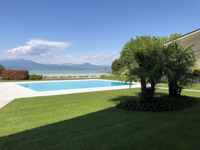 Photo for Apartment near the TERME di SIRMIONE