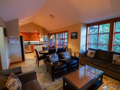 Photo for The Woods - Renovated, Family Friendly Condo on Free Shuttle and Golf Course