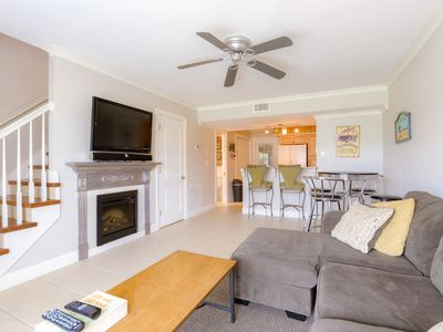 Photo for Newly Remodeled 2 Bedroom Beach Townhome